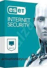 ESET Internet Security 12.1.34.0 Crack Plus License Key 2019 (Latest)