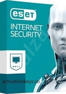 ESET Internet Security 12.2.23.0 Crack Plus License Key 2019 (Latest)