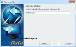 Recover My Files 6.3.2.2553 Full Crack+ Free Activation Key 2019 [Latest]