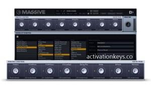 Native Instruments Massive 1.5.8 Crack + Activation Key Full Download
