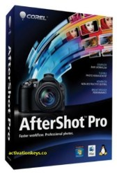 Corel AfterShot Pro 3.6.0.380 Full Crack + Activation key Download [2019]