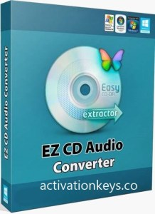 EZ CD Audio Converter 9.1.3.1Crack + Serial Key 2020 Download [Latest Version]