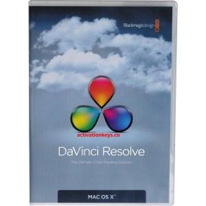 Davinci Resolve 17 Crack With Activation Key 2022 {Win/Mac}