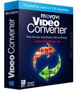 Movavi Video Converter 21.3.0 Crack & Keygen Free Download 2021