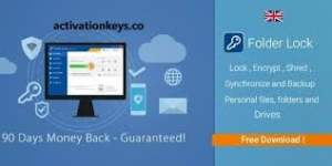 Folder Lock 7.8.6 Crack Full Keygen {Latest Version} 2021