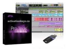 Avid Pro Tools 2021.6.0 Crack With Activation Code [Latest 2021]
