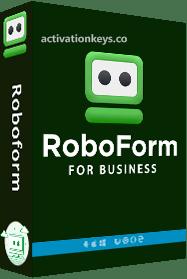 RoboForm 9.1.4.4 Crack Full Keygen Activation Code (2021)