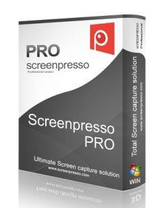 Screenpresso Crack Pro 1.7.3.0 License Key Fully Update Version
