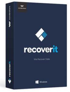 Wondershare Recoverit 8.0.4 Crack