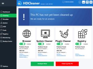 HDCleaner 1.272 Crack