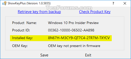 Windows 10 Activation Key + Crack [Premiums] 100% Working