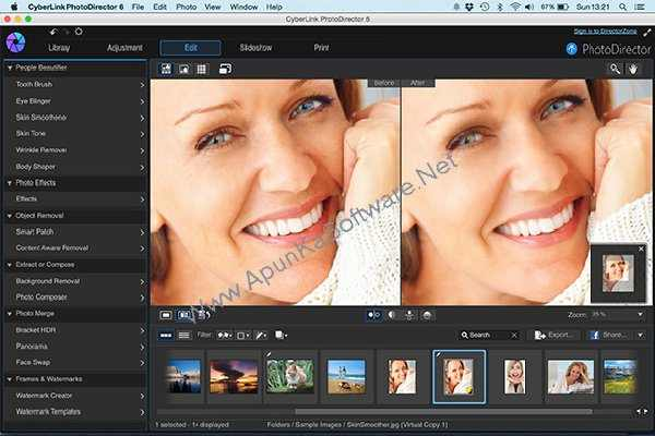 CyberLink PhotoDirector 11 Activation Key + Crack [Latest]