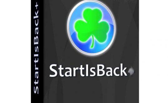 StartIsBack 2.9.7 (for Windows 10) crack + License Key Free Download