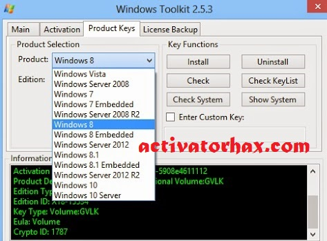 Microsoft Toolkit Crack 2.6.8 With License Key Latest 2021
