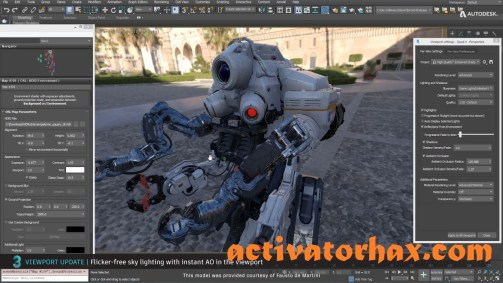 Autodesk 3ds Max Crack 2021 With Registration Key Free Download