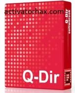 Q-Dir Crack 9.49 + Serial Key Full Free Download 2021