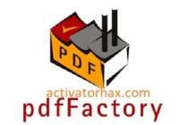 pdfFactory Crack 7.45 + License Key Free Download 2021