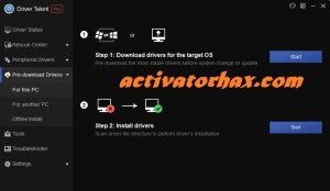 Driver Talent Pro Crack 8.0.0.6 With Activation Key Free Download 2021