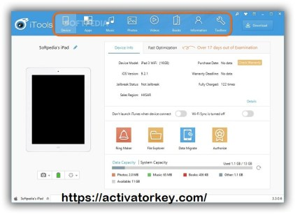 iTools 4.4.5.7 Crack Full Activation + License Key 2020