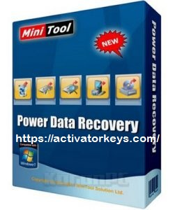 MiniTool Power Data Recovery 8.7 Crack With Keygen Latest 2020