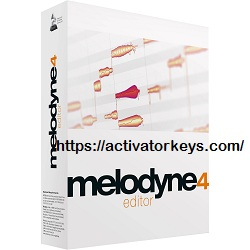 Melodyne 4 Crack With Activation Key Latest 2020