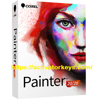 Corel Painter 2020 Crack plus License Key Latest