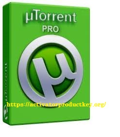 uTorrent Pro Crack 3.5.5 build 44994 Serial Key Free Download [2019]