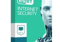 ESET Internet Security Crack 12.1.31 & License Key 2019 Free Download