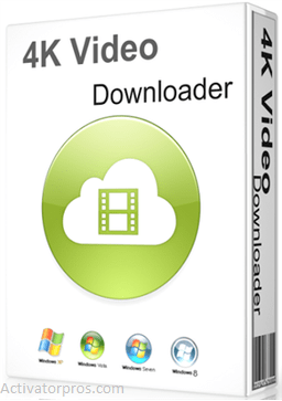4K Video Downloader Crack + Serial Key