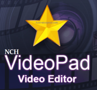 videopad video editor serial number