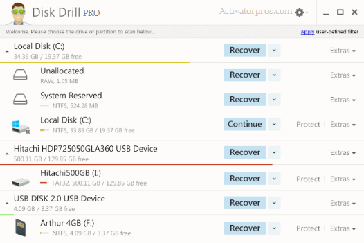 Disk Drill Activation Key