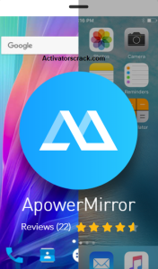 Apowersoft ApowerMirror Crack Full
