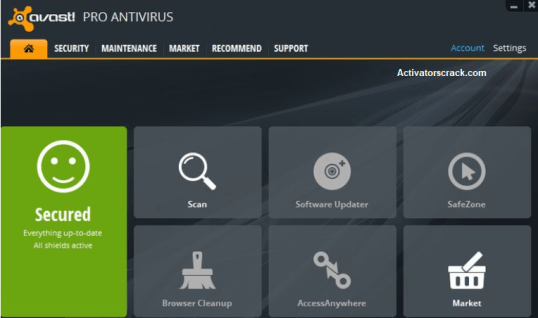 Avast Crack Pro Activation Code