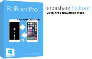 Tenorshare ReiBoot Crack Full Keys