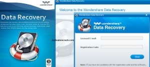 Wondershare Data Recovery Crack Full Key