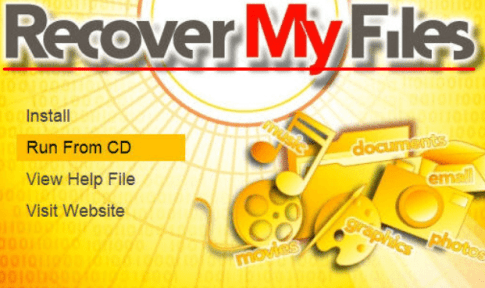 Recover My File License Key