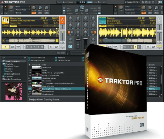 TRAKTOR PRO 3 2 0 Crack Fully + Torrent Free Download [Latest]