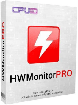 HWMonitor Pro 1 37 0 Crack Plus Serial Key Free Download is Here