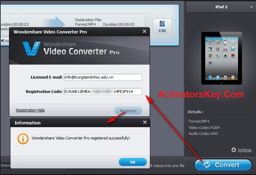wondershare ipad video converter for mac