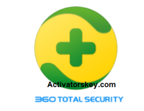 360 Total Security Key