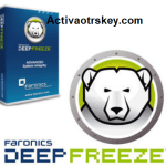Deep Freeze 8.57 Crack Free License Key Plus Torrent