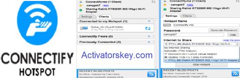 Connectify Hotspot License Key