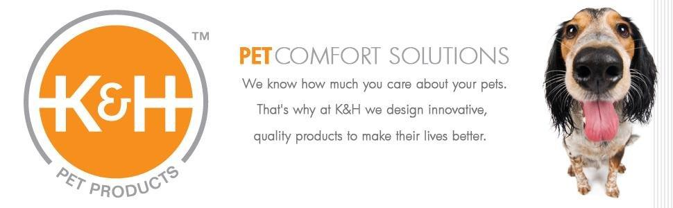 K and H PET PRODUCTS Heated Pet Bed 1