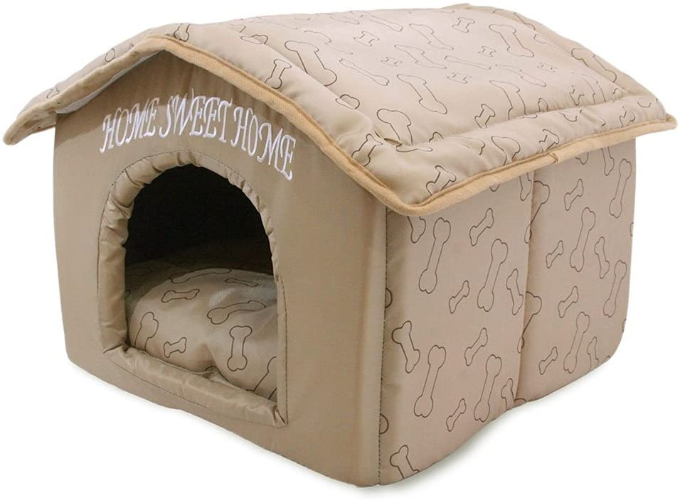 Portable Indoor Pet House by Best Pet Supplies Inc