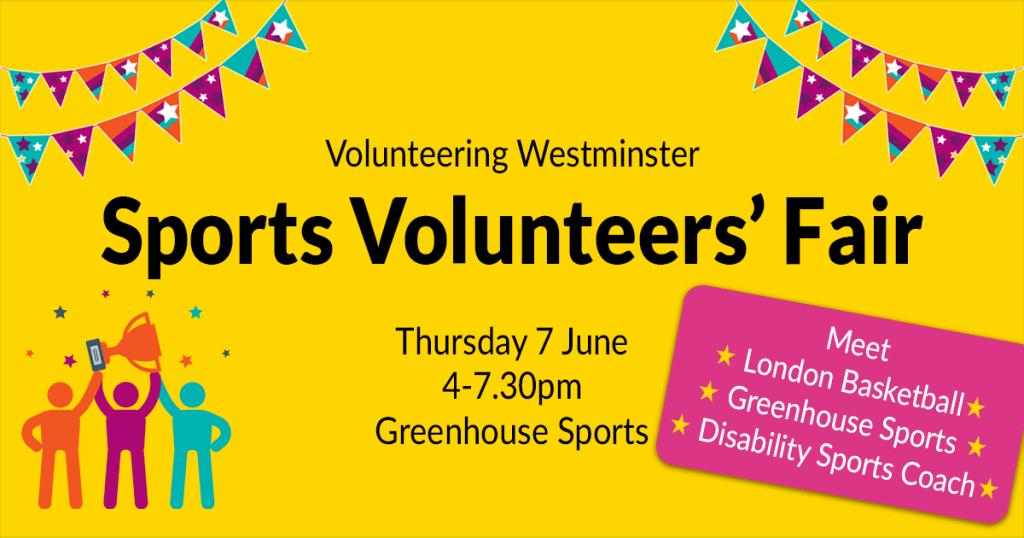 Sports Volunteers' Fair
