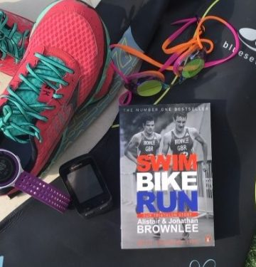 Book Review: Swim Bike Run by the Brownlee Brothers