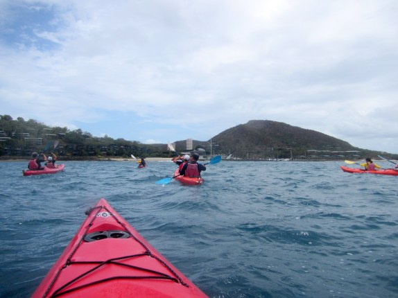 School holiday ideas - Kayaking