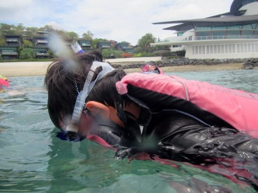 School holiday ideas - Snorkeling