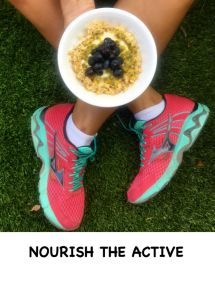 NOURISH THE ACTIVE