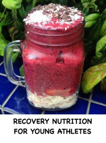 Recovery nutrition 2